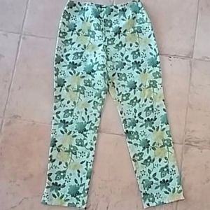Ann Taylor 100% Silk Pants